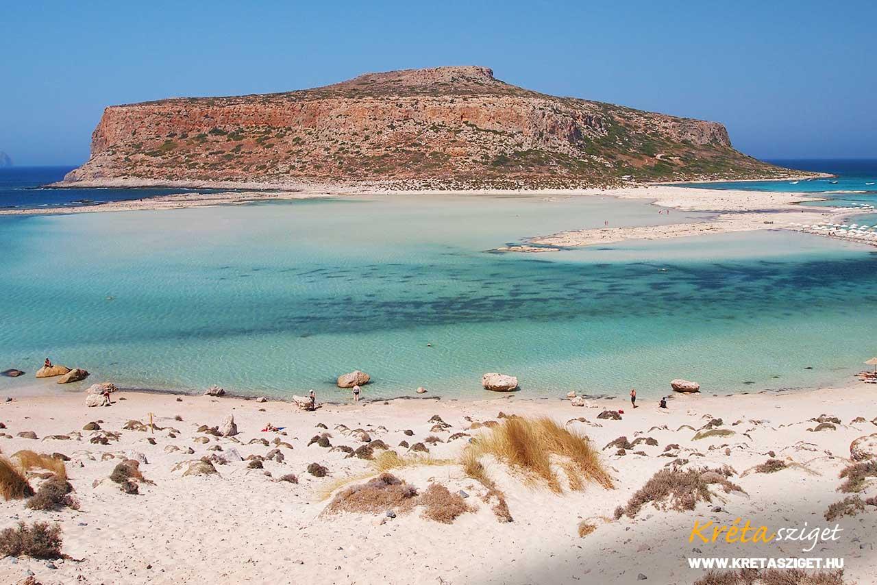 Balos, Kréta sziget